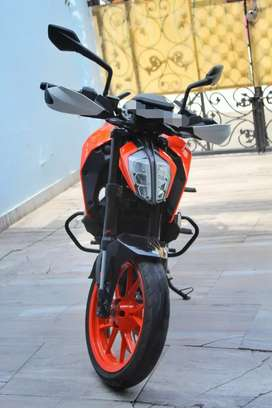 KTM Duke 390 Abs 2018