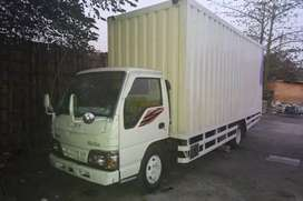 Isuzu ELF Truk Box NKR 71 LWB 2014 Long