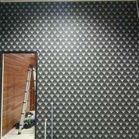 Wallpaper vinyl pusat bali