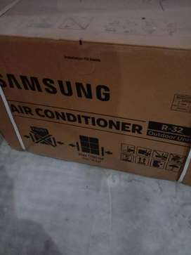 Samsung split AC 1.5 ton 3.star never used fully packed