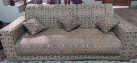 5 Seater Sofa set MINT Condition