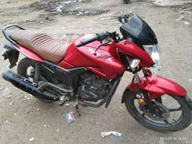insurance complit,nice bike