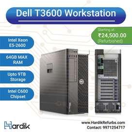 Dell Precision T3600 /1 Yr Warranty