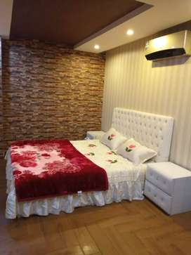 Daily Basis 1 Bed Luxury Furnished Apartment is Available For Rent