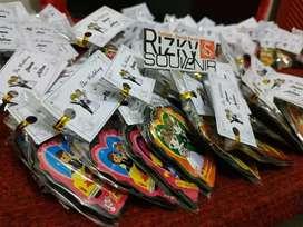 Souvenir 50 PCS Murah Gantungan Kunci PENGANTIN_Rizky Souvenir