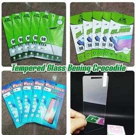 Tempered Glass Bening Crocodile