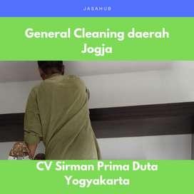 General Cleaning daerah Jogja