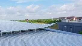 Baja ringan [ Atap rumah • Atap sekolahan • Atap pabrik • Dll ]