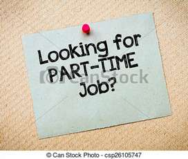 Weekly payments for home based jobs part time
