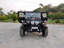Harsh jain motors jeeps