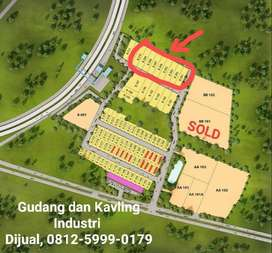 Kavling Industri, Tanah Industri, Lahan Insudtri, Pasuruan, Jawa Timur