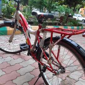 My bicycle sel