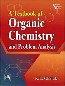 Organic Chemistry (Indian Author) 5star book