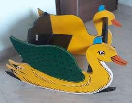 Rocking Ducks - Wooden