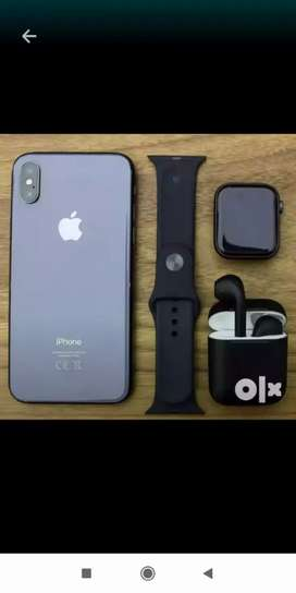 Apple models available with all accessories box & bill