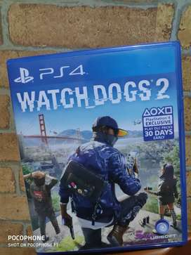 BD PS4 : Watch Dog 2