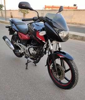 Bajaj Pulsar 180 - Modal 2012