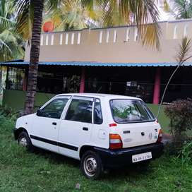 Maruti 800 MPFI Engine 5speed