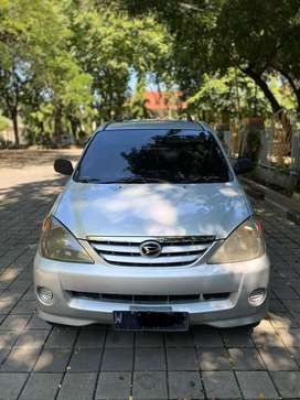 Daihatsu Xenia Xi 2004 Silver