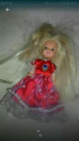 Boneka little barbie