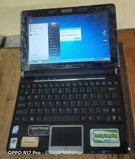 Eee PC Intel Atom 1gb/160gb Laptop