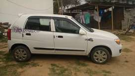 Alto k10 well maintained & One handed driven