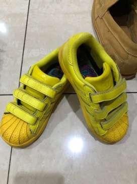 Adidas kids stan smith original