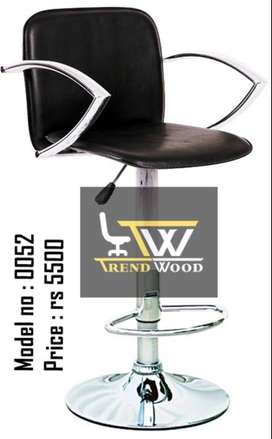 bar stool for reception and kitchen