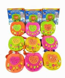 Mainan Anak Apple Belajar Qur'an Mainan Edukasi Apel