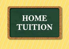 Home tution for Grades 1 to 9