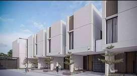 Lagi lagi dijual Unit mewah At home 2 lantai 3 kamar tidur under 1 M