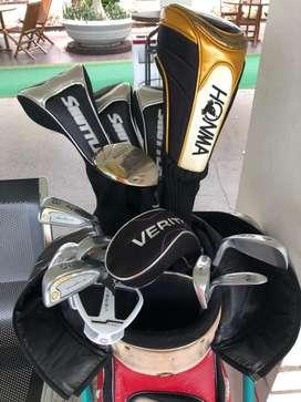 Stick Golf Honma Full Set
