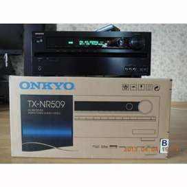ONKYO 5*1 HD MASTER DTS HOME THEATER