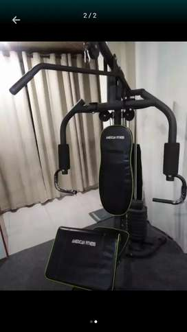 Homegym butterfly American Fitness brand new condition