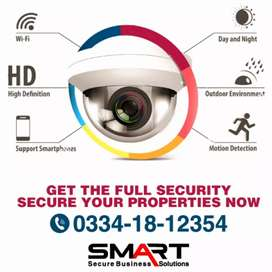 CCTV installation for your property