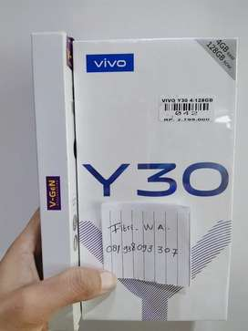 READY VIVO Y30 RAM 4/128GB