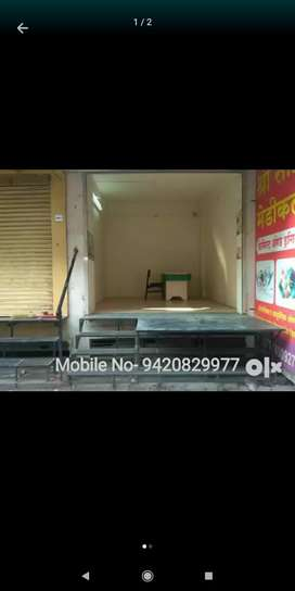 Road Front shop for Rent / Sell