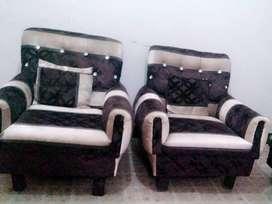 5 seater  sofa use 50 days
