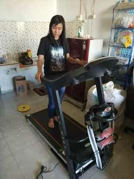 Treadmill elektrik seri kobe dengan garansi resmi 1 tahun