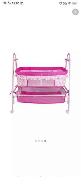 Baby Crib swing.. jhula bed for baby.