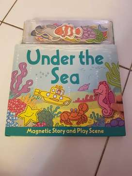 Buku cerita Under The Sea