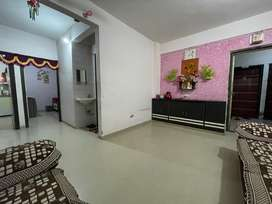 2 bhk semi furnished flat for sell at dindoli area