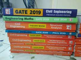 Made Easy Material GATE 2019 Civil Engineering