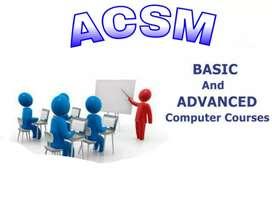 Need Computer Teacher for ACSM CENTER