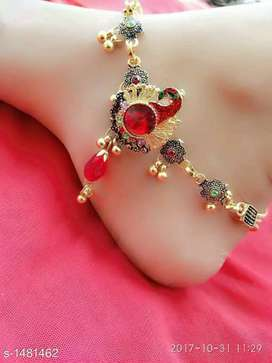 Traditional Style trendy Anklets
