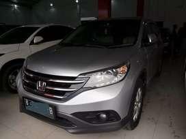 Honda CRV 2.0 MT 2013 Silver