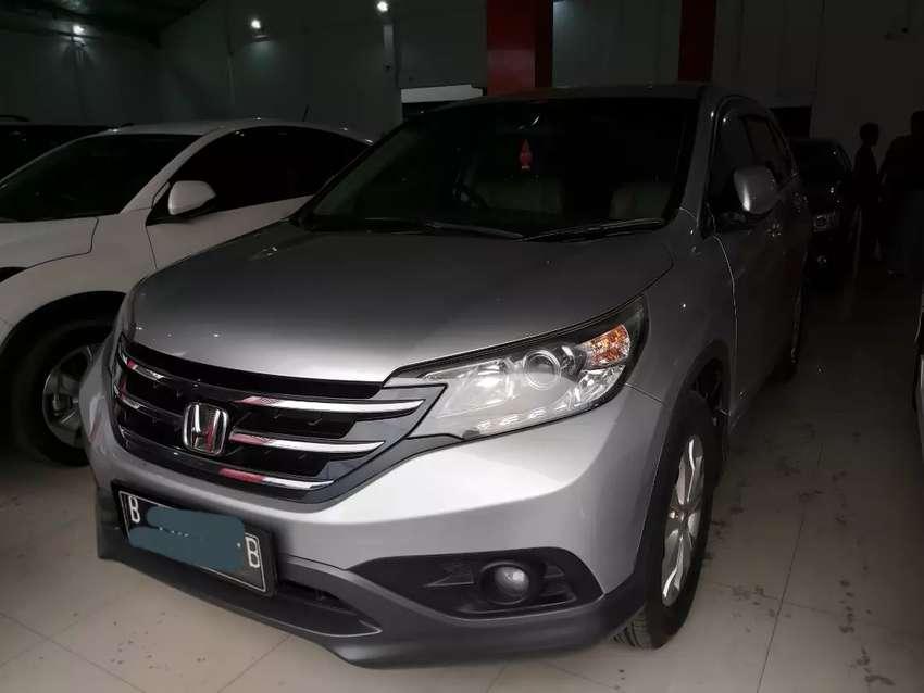 Honda CRV 2.0 MT 2013 Silver 0