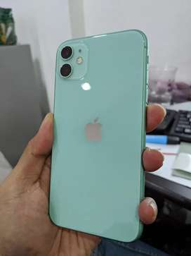 iPhone 11 128 Green Singapore