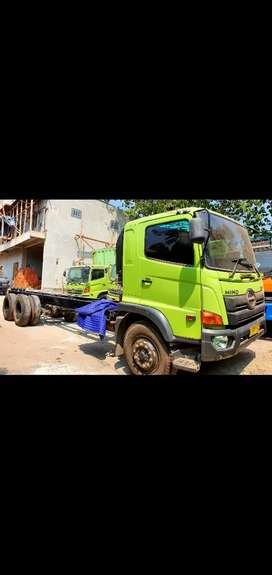 Hino Lohan Ranger Tronton 6×2FL235TI 2018long casis 9m/Mitsubishi Fuso