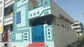 HOUSE FOR BEST PRICE AT Nandamuri nagar EAST FACE HOUSE DOUBLE BED